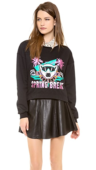 Emma Mulholland Spring Break Sweatshirt