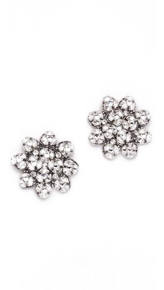 Enchanted Atelier Sophie Button Earrings