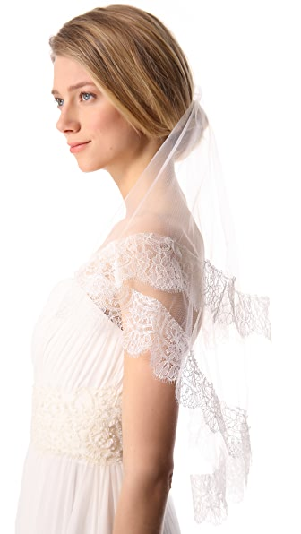 Enchanted Atelier Maud French Veil