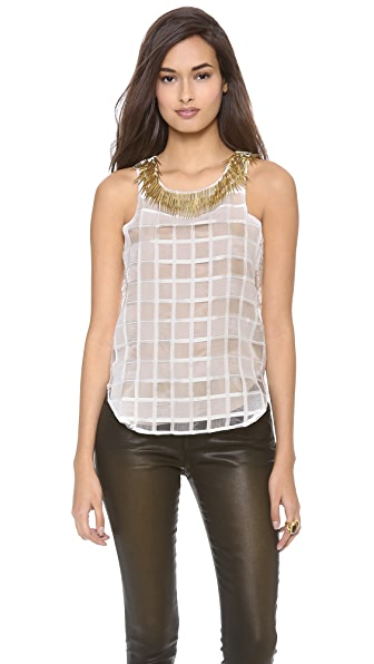 endless rose Cocktail Sleeveless Blouse