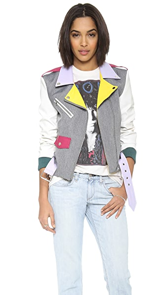 endless rose Pop Moto Jacket