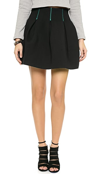 endless rose A Line Skirt