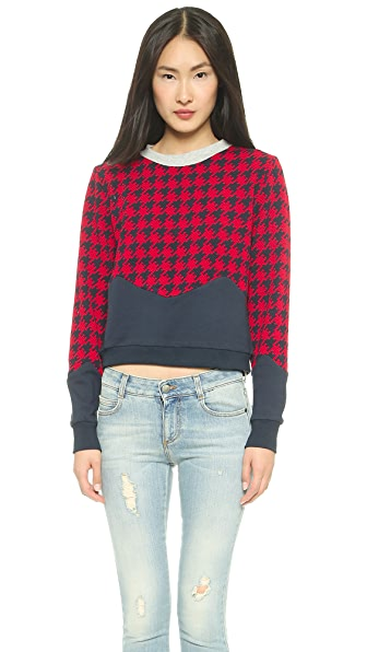 endless rose Houndstooth Sweater