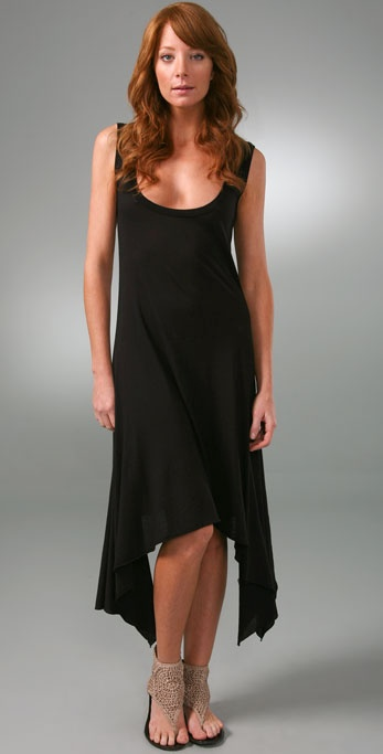 Enza Costa Bold Tank Dress