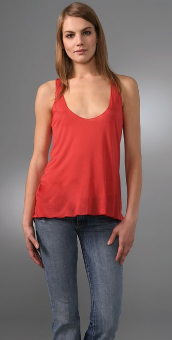 Enza Costa Loose Tank