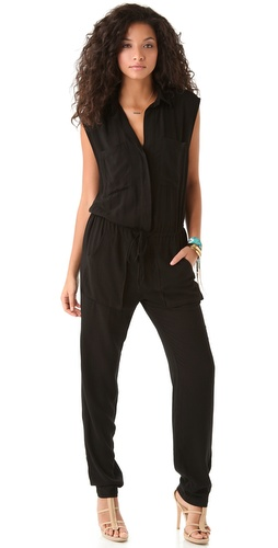 Enza Costa Challis Jumpsuit