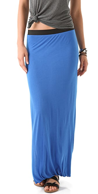 Enza Costa Double Maxi Skirt