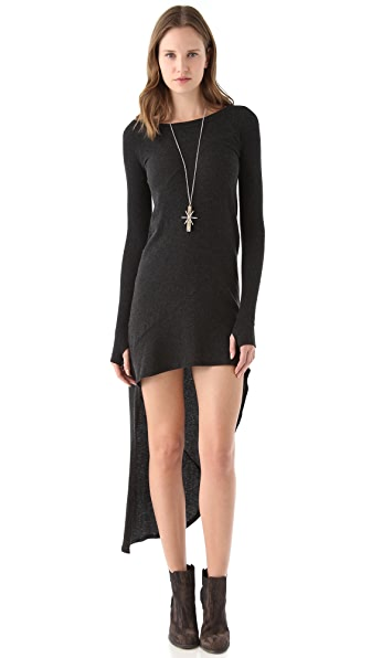 Enza Costa Twist Dress