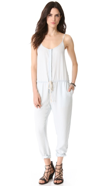 Enza Costa Slouchy Jumpsuit