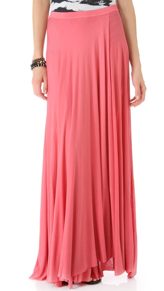 Enza Costa Full Circle Maxi Skirt