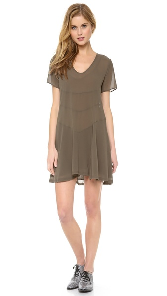 Enza Costa Babydoll Dress