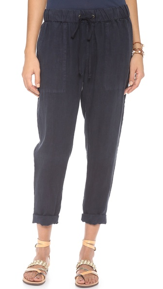 Enza Costa Linen Pants
