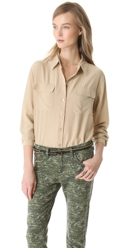 Kupi Equipment Signature Blouse i Equipment haljine online u Apparel, Womens, Tops, Blouse,  prodavnici online
