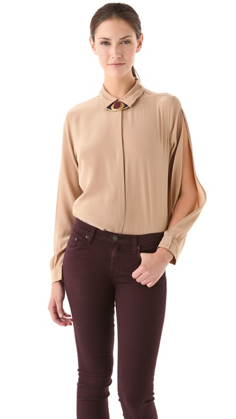 Equipment Parker Blouse