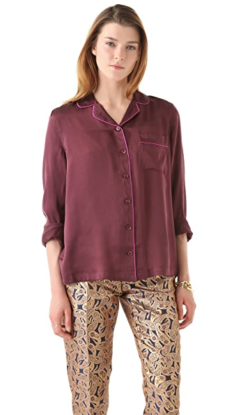 Equipment Avery Pajama Top