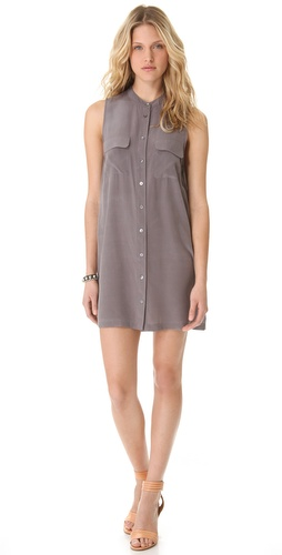 Equipment Raleigh Dress With Pockets