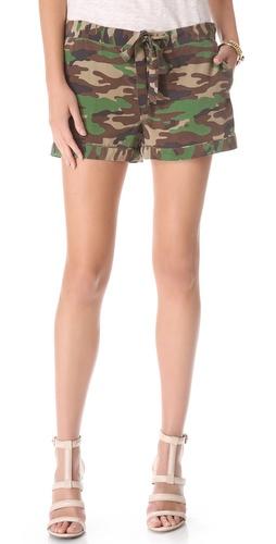 Equipment Lillian Pajama Shorts