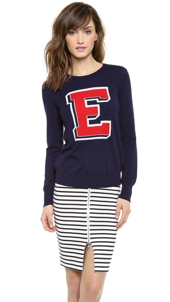 Equipment Shane Crewneck Sweater