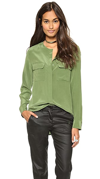 Equipment Lynn Blouse