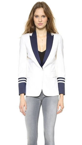 Equipment Anais Natuical Blazer
