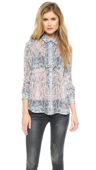 Equipment Wyatt Blouse