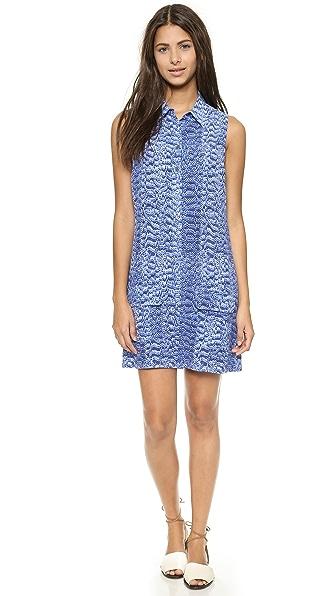 Kupi Equipment haljinu online i raspordaja za kupiti Equipment Sleeveless Lucida Dress - Jewel Multi online