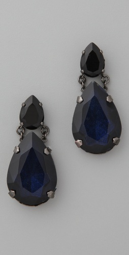 Erickson Beamon Midnight Oasis Earrings