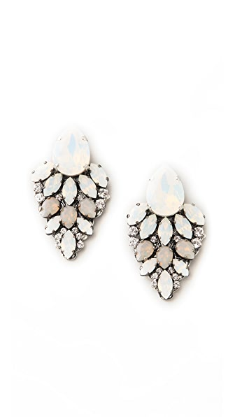 Erickson Beamon Clarity Earrings