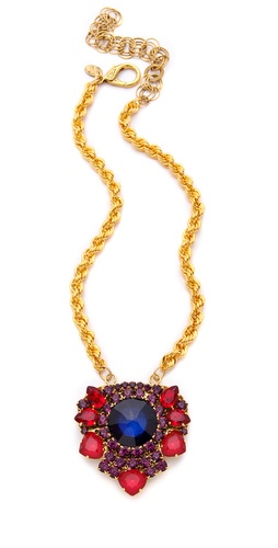 Erickson Beamon Foxy Necklace