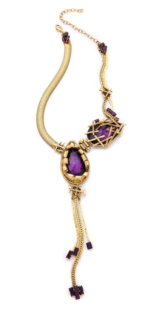 Erickson Beamon Family Jewels Necklace