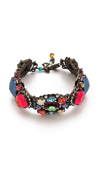 Erickson Beamon Modern Moghul Bracelet