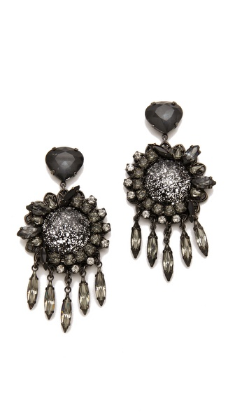 Erickson Beamon Blue Nile Earrings