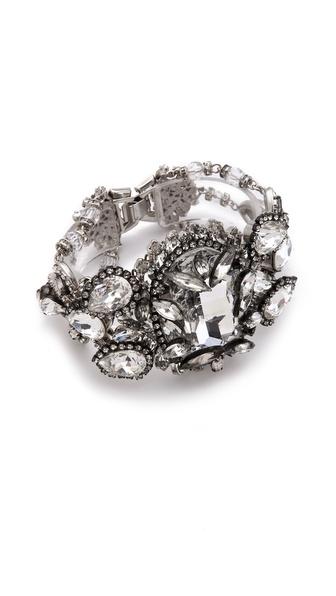 Erickson Beamon Frostbite Bracelet