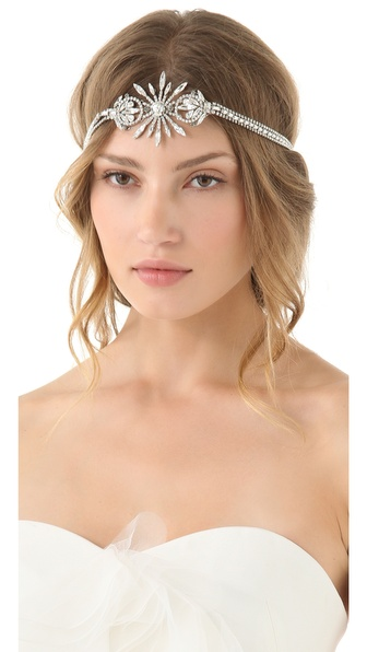 Erickson Beamon China Club Headpiece