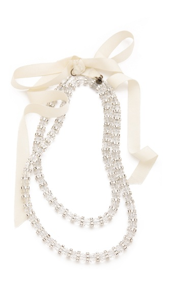 Erickson Beamon Thin Ice Necklace