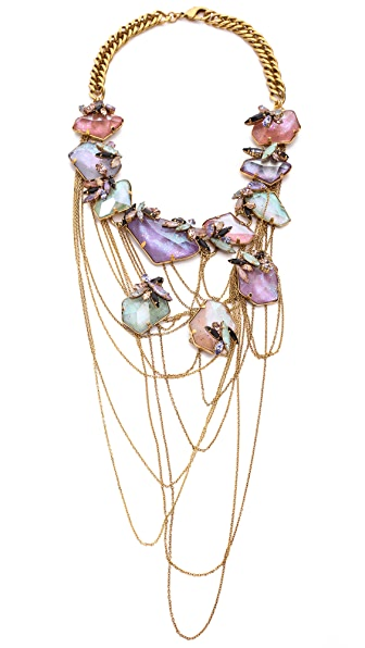 Erickson Beamon Cosmic Code Necklace