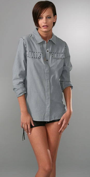 Erin Wasson X RVCA Home Shirt