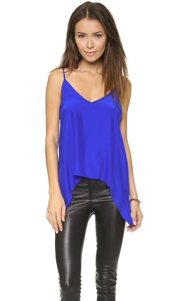 Emerson Thorpe Norah Silk Camisole Top