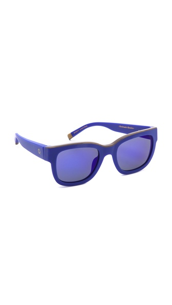 Etnia Barcelona International Klein Blue Sunglasses