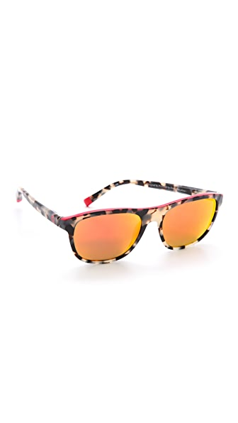 Etnia Barcelona Africa 02 Mirrored Sunglasses