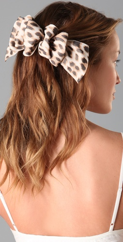 Eugenia Kim Keely Small Ruffled Barrette