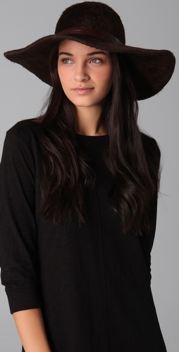 Eugenia Kim Honey Wide Brim Boho Floppy Hat