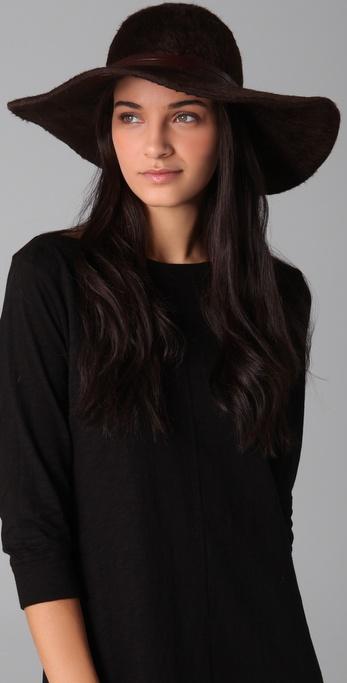 Eugenia Kim Honey Wide Brim Boho Floppy Hat