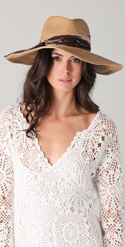 Eugenia Kim Cassidy Toyo Boho Fedora