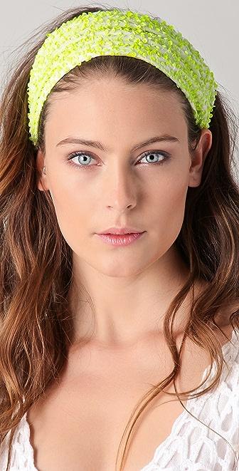 Eugenia Kim Daniella Sequin Headband
