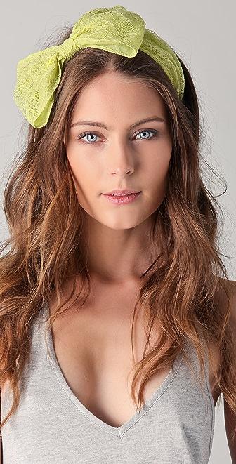 Eugenia Kim Serena Bow Headband
