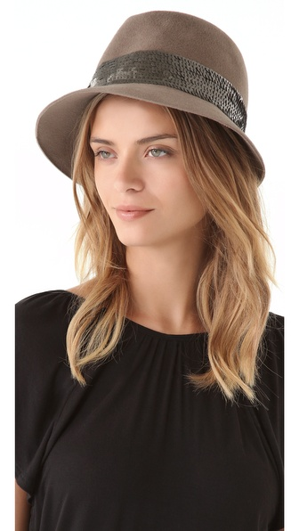 Eugenia Kim Dree Relaxed Bucket Fedora