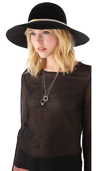 Eugenia Kim Blake Portrait Hat