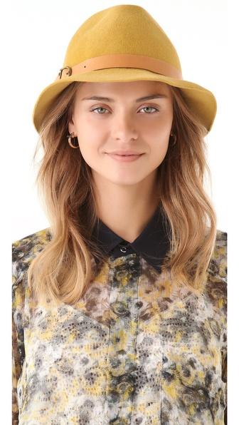 Eugenia Kim Kurt Hat