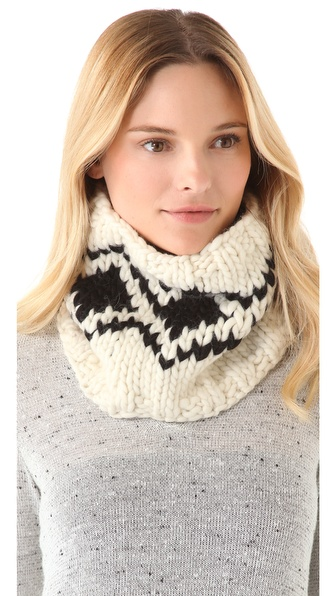 Eugenia Kim Fiona Chunky Wool Cowl